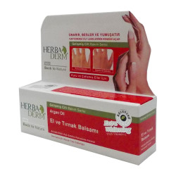 HerbaDerm - El ve Tırnak Bakımı Balsamı Kremi 60ML (1)