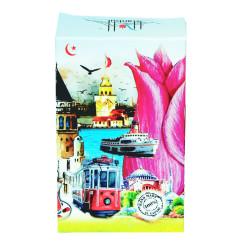 Saba - Hamam Sefası Sabunu 02 İstanbul 125Gr (1)
