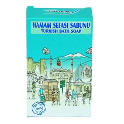Saba - Hamam Sefası Sabunu - Bursa 125Gr (1)