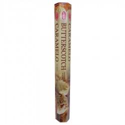 Hem Tütsü - Karamela Kokulu 20 Çubuk Tütsü - Butterscotch (1)