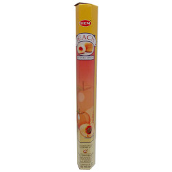 Hem Tütsü - Şeftali Tütsü - Peach Incense Sticks (1)