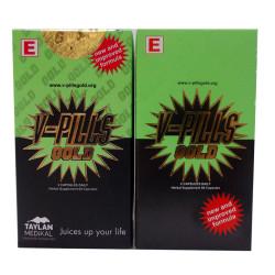 V-Pills - VPills Gold Bitkisel 60 Kapsül 2Kutu (1)