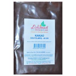 LokmanAVM - 1. Sınıf Öğütülmüş Kakao Tozu 40 Gr Paket (1)