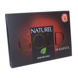 1001Naturel - Gold Bitkisel 30Kapsül Görseli