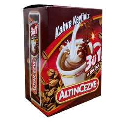 3 ü 1 Arada Kahve 15 Gr X 20 Adet - Üçü Birarada - Thumbnail