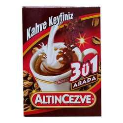 Altıncezve - 3 ü 1 Arada Kahve 15 Gr X 20 Adet - Üçü Birarada (1)