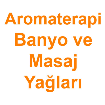 Aromaterapi Banyo & Masaj Yağları kategorisi ürünlerini inceleyin!