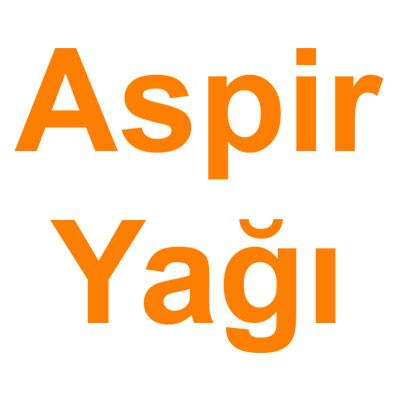 Aspir Yağı kategorisi ürünlerini inceleyin!