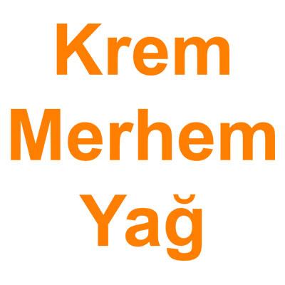 Krem Merhem Yağ kategorisi ürünlerini inceleyin!