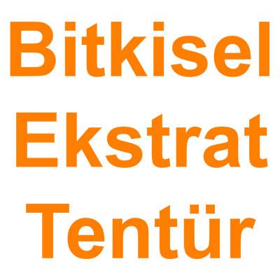 Bitkisel Ekstrat Tentür kategorisi ürünlerini inceleyin!