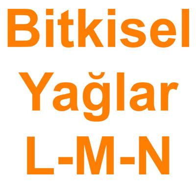 Bitkisel Yağlar L-M-N kategorisi ürünlerini inceleyin!