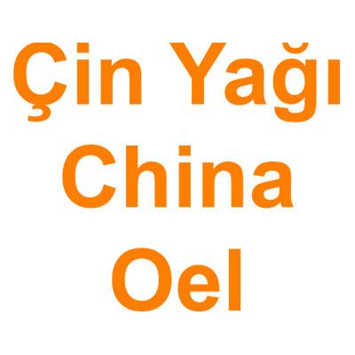 Çin Yağı China Oel kategorisi ürünlerini inceleyin!