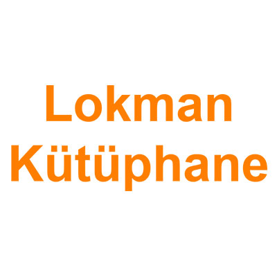 Lokman Kütüphane kategorisi ürünleri