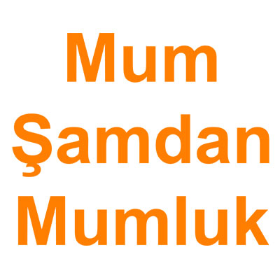 Mum Şamdan Mumluk kategorisi ürünlerini inceleyin!