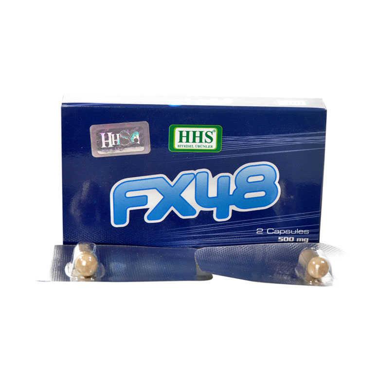 HHS FX48 BİTKİSEL 2KAPSÜL