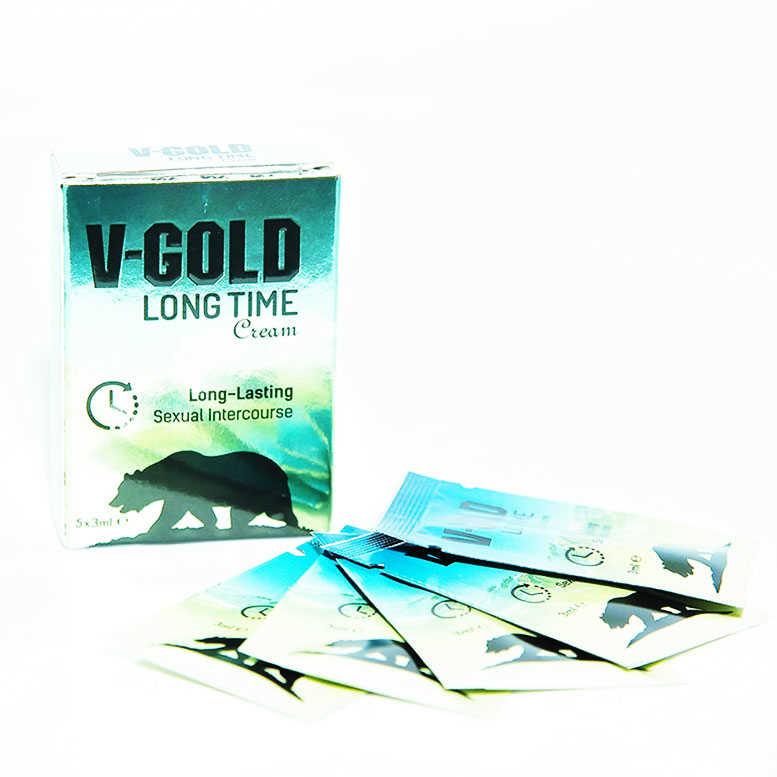 V-GOLD LONG TİME KREM