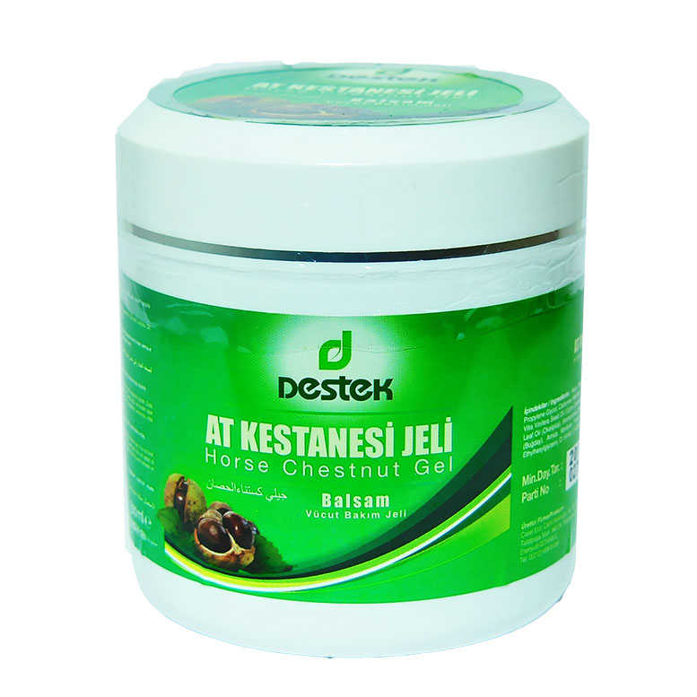 DESTEK AT KESTANESİ JELİ