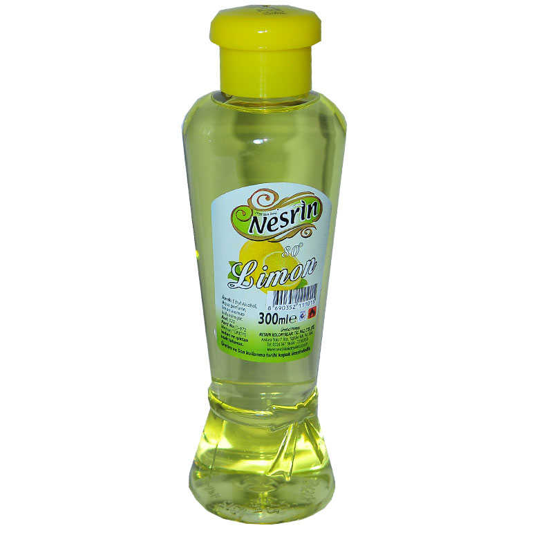NESRİN LİMON KOLONYASI 300ML
