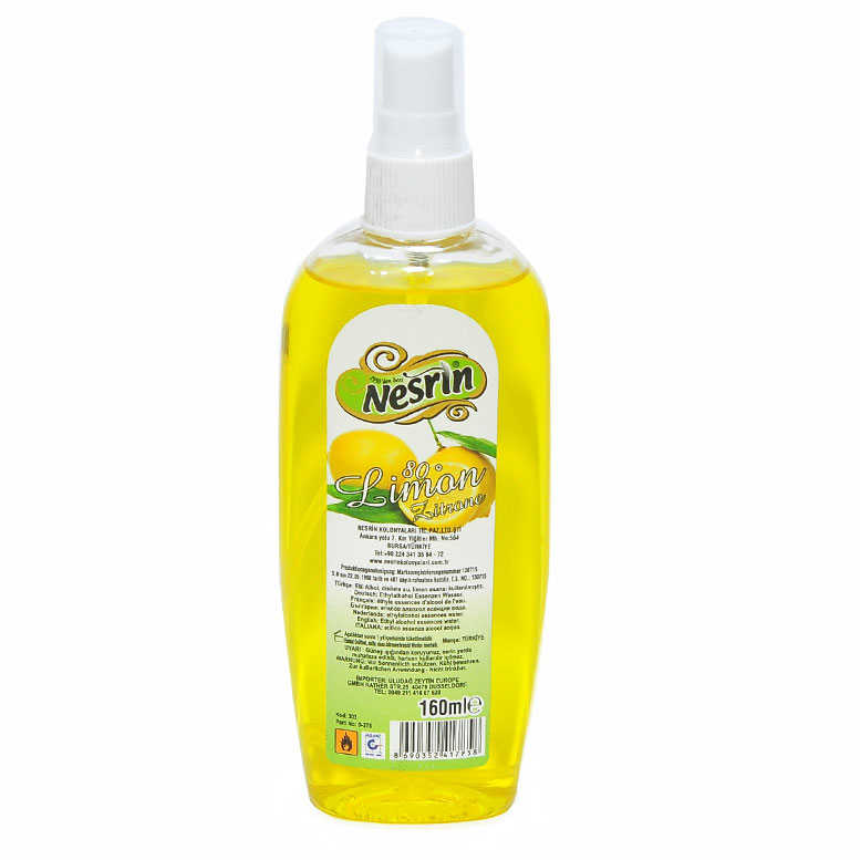 NESRİN LİMON KOLONYASI 160ML