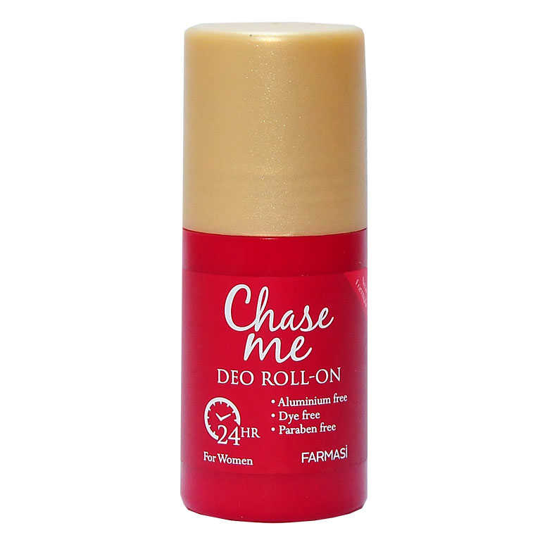 FARMASİ CHASE ME DEO ROLL-ON FOR WOMEN