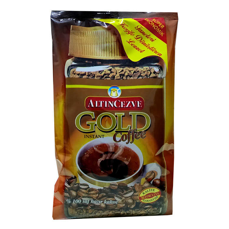 ALTINCEZVE GOLD INSTANT COFFEE