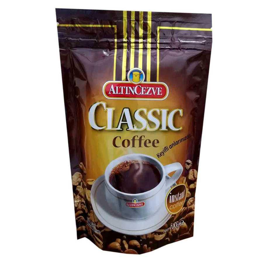 ALTINCEZVE CLASSIC INSTANT COFFEE
