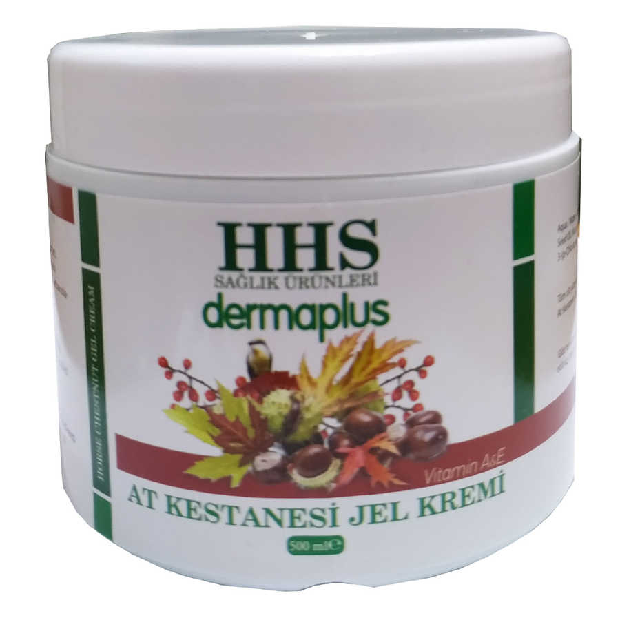 HHS DERMAPLUS AT KESTANESİ JEL