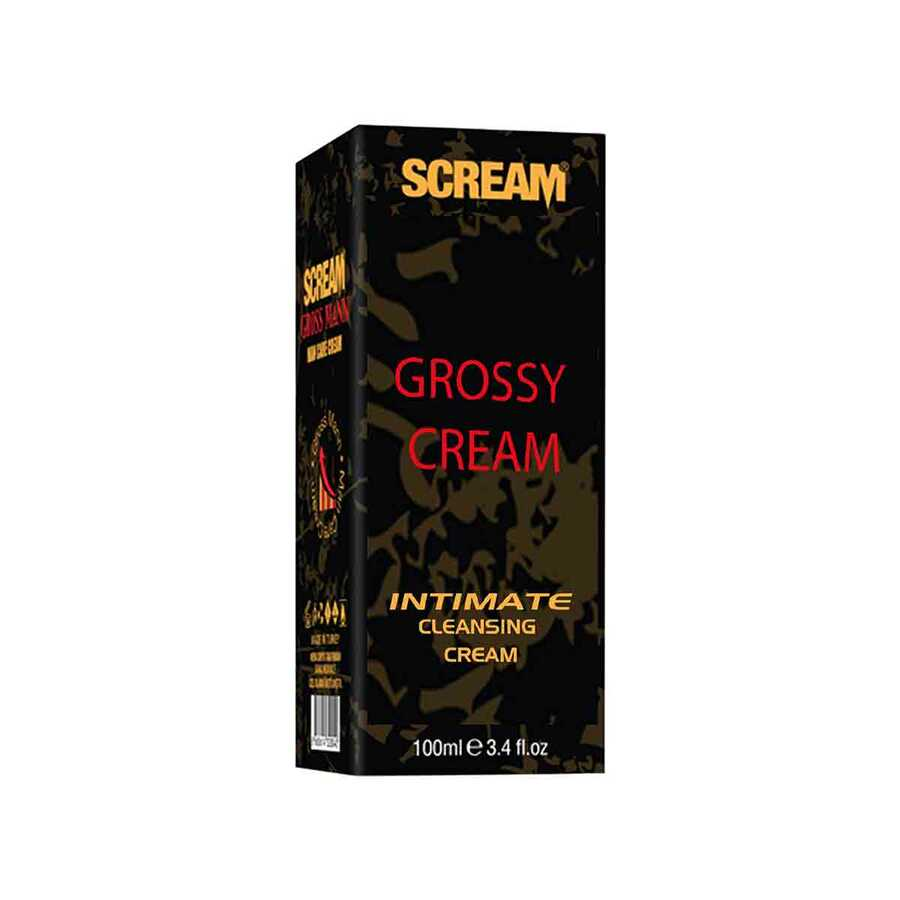 SCREAM GROSS MANN MAN CARE CREAM