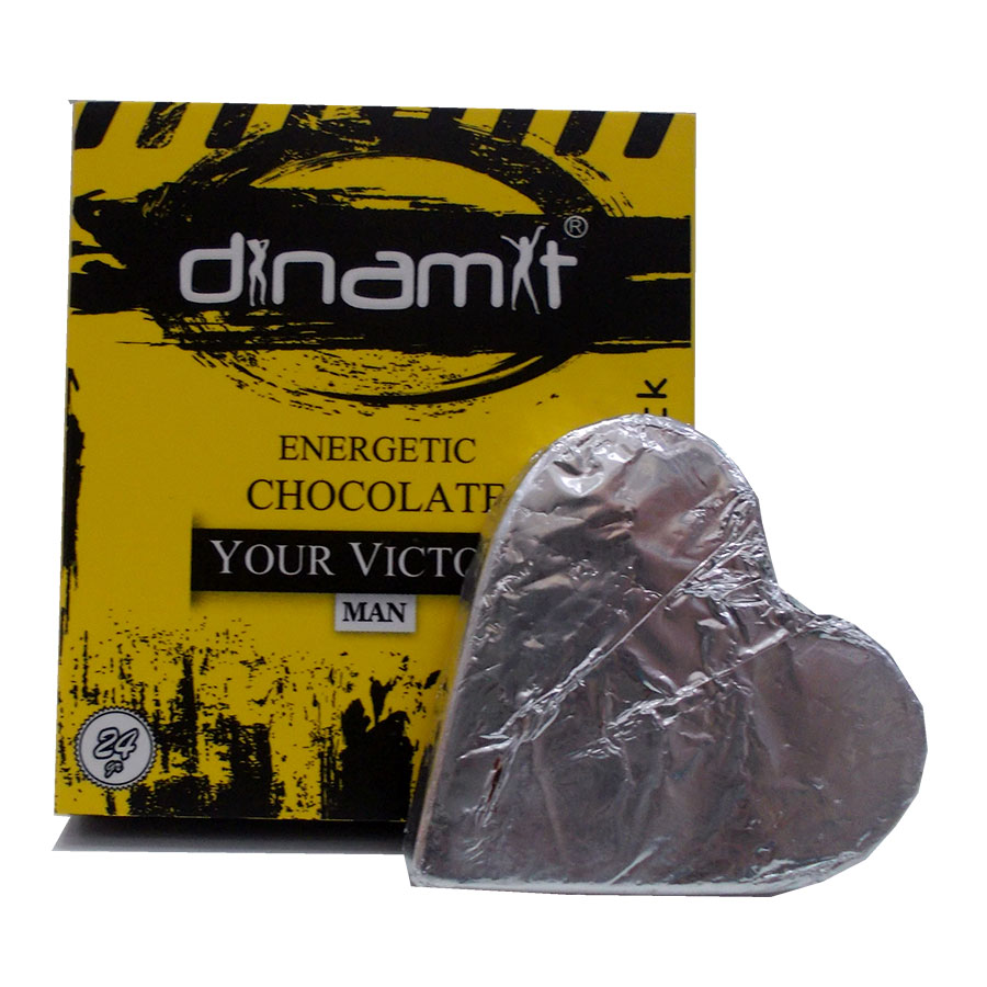 DİNAMİT CHOCOLATE MAN