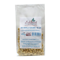 LokmanAVM - Acı Bakla Tohumu 50 Gr Paket (1)