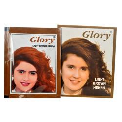Açık Kahverengi Hint Kınası (Light Brown Henna) 10 Gr Paket - Thumbnail