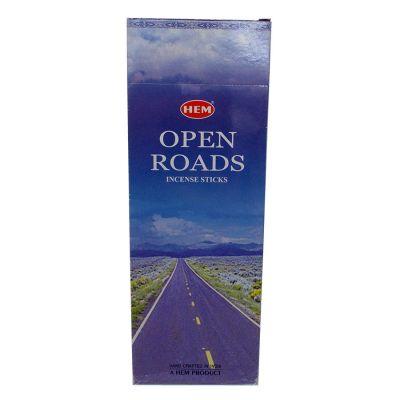 Açık Yollar 20 Çubuk Tütsü - Open Roads