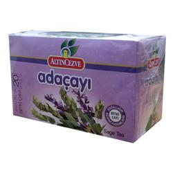 Altıncezve - Adaçayı Bitki Çayı 20 Süzen Pşt Görseli