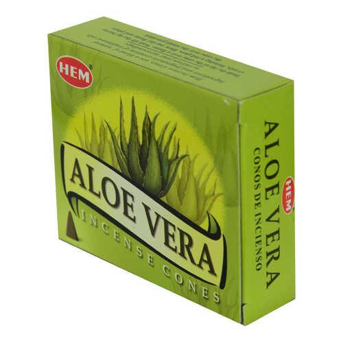 Aloe Vera Kokulu 10 Konik Tütsü - Aloe Vera