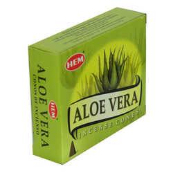 Aloe Vera Kokulu 10 Konik Tütsü - Aloe Vera - Thumbnail