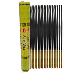 Aloe Vera Kokulu 20 Çubuk Tütsü - Aloe Vera - Thumbnail