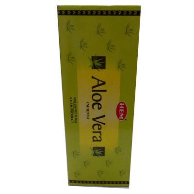 Aloe Vera Kokulu 20 Çubuk Tütsü - Aloe Vera