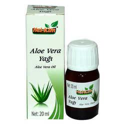 Hel-Kim - Aloe Vera Yağı (Sarısabır Otu Yağı) 20 ML Görseli