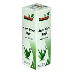 Aloe Vera Yağı (Sarısabır Otu Yağı) 20 ML - Thumbnail