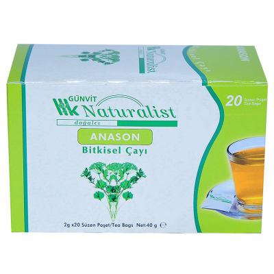Anason Bitkisel Çay 20 Süzen Pşt