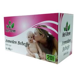 Anneden Bebeğe Bitki Çayı 20 Süzen Pşt - Thumbnail