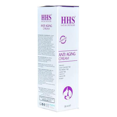 Anti Aging Krem Parabensiz 30 ML