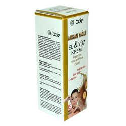 Argan Yağlı El ve Yüz Kremi 150 ML - Thumbnail