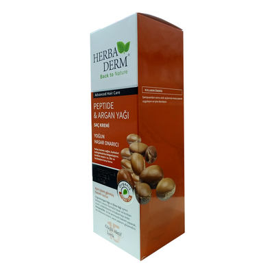 Argan Yağlı Saç Kremi Yoğun Hasar Onarıcı 330 ML