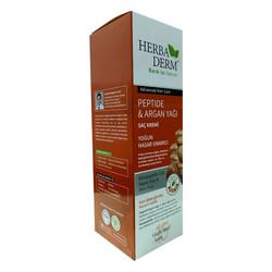 Argan Yağlı Saç Kremi Yoğun Hasar Onarıcı 330 ML - Thumbnail