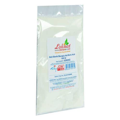 Asit Borik Borasis Asit Boric Acid 100 Gr Paket