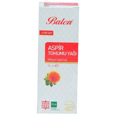 Aspir Tohumu Yağı 50 ML