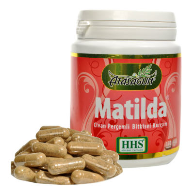 Matilda Civanperçemli 120 Kapsül