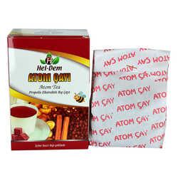 Atom Çayı Propolis Ekstraktlı Kış Çayı 150 Gr - Thumbnail