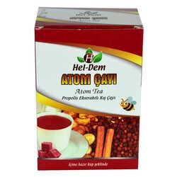 Hel-Dem - Atom Çayı Propolis Ekstraktlı Kış Çayı 150 Gr Görseli